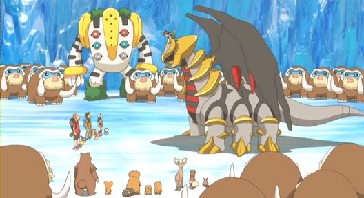 Anime Review: Pokémon: Giratina and the Sky Warrior ...